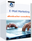 Online-Marketing - E-Mail-Aussendungen